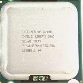 Intel Quad core Q9400