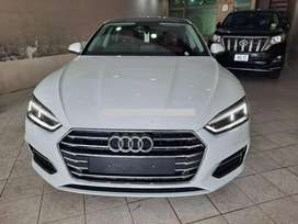 Get Audi 2018 on Easy Installment From(Corporate Automobile PVT  LTD)