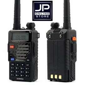Radio HT Walkie Talkie Baofeng UV5RE UV5RE Plus UV5R