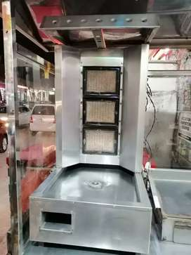 Shurma counter for sale