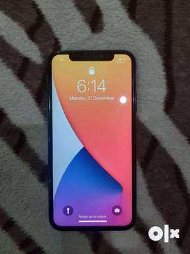 Iphone x very good condition