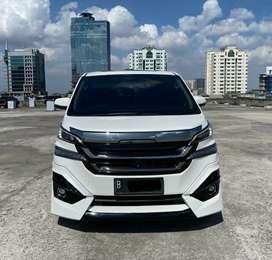 For Sale Toyota Vellfire G Limited 2016 White On Black Full Bodykit