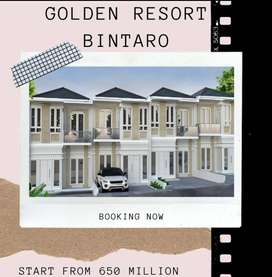 Rumah Bintaro Mengusung Konsep Resort Tengah Kota Terbaik