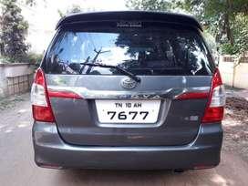 Toyota Innova 2.5 G BS IV 7 STR, 2012, Diesel
