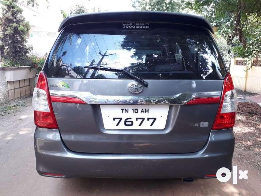 Toyota Innova 2.5 G BS IV 7 STR, 2012, Diesel 0