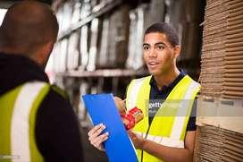 Hiring for warehouse supervisors