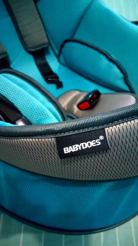 Babydoes baby car seat (preloved)