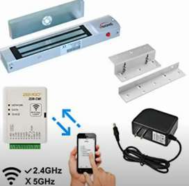 Security access control door locks system with warranty and delivery