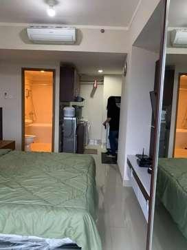 Apartemen satu kamar luas nyaman di sewakan cikarang barat