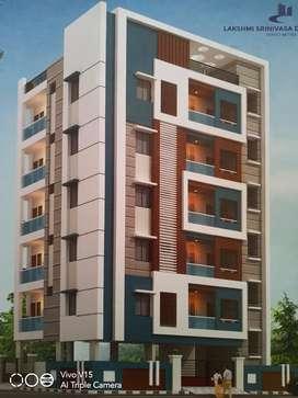 Individual Flats@Sujathanagar, Near to 80feet Road and Main road,