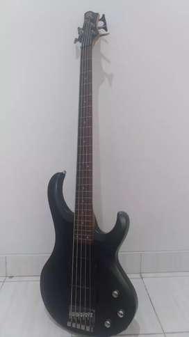 Dijual Cepat Bass Ibanez BTB 502 !!!