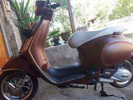 Vespa prmavera anivfesry 50th.limited
