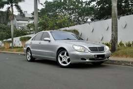 Mercedes Benz S280 W220 2002 SWB Full Option!!