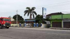 Di Jual Tanah di Jl.Urip Sumoharjo Cilacap