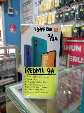 Xiaomi Redmi 9A 2/32GB Murah Garansi Resmi Bisa Cod