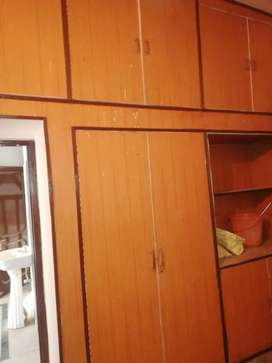 Semi furnished 2BHK flat available in Preet colony,Zirakpur