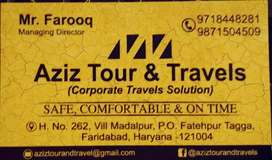 Pick and drop cabs, on call taxi services