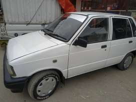 Suzuki Mehran for Sell. Good  Condition
