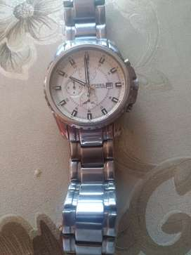 Fossil chronograph wrist watch