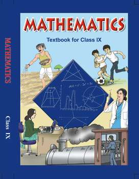 Mathematics Book Class 9th 10 Days Used