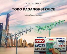 Specialist Jasa Pemasangan Sinyal Antena Tv Terbaik