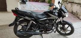 Honda Shine Bike, 125cc ,disc break,Black color,