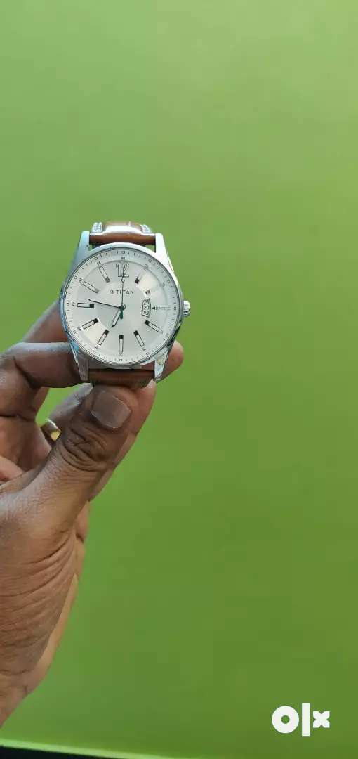 Titan watch 0