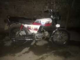 Zxmco Motorcycle (Model 2010) for sale