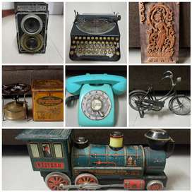 Old Antiques for sale - Antique - Decorative - Vintage Collectible