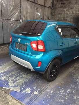 Suzuki Ignis GL AGS biru tosca 2020