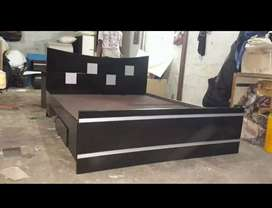 C59 mini double cot 4 X 6 without storage 4250/-
