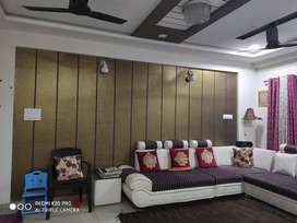 2BHK FULLY FURNISHED FLAT FROM RENOWNED DARSHNAM GROUP ON MAIN ROAD