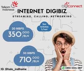 Pasang internet pekanbaru canggih