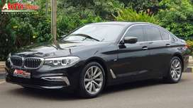 BMW G30 520i Luxury Line 2019/2018 Perfect Condition Persis Baru!!!