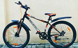 Hero Howler Mountain Bike Double Disk 26