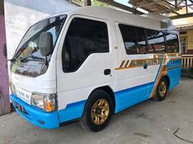 Isuzu Elf Short NKR 55 2012 New Armada Purwokerto