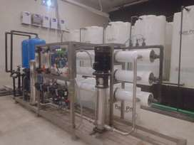 Mineral Water Plant. Ro Water. Water Filter