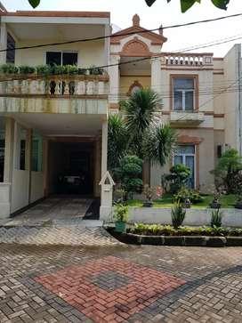 Dijual Rumah Klasik Bukit Cimanggu City Cluster Royal Lakeside Bogor