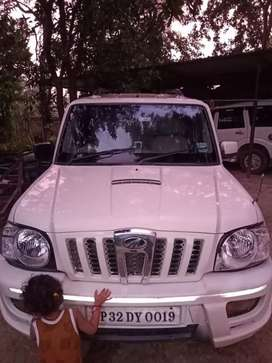 Mahindra Scorpio in well maintained condition