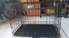 Jual kandang kucing ukuran 85×55×55 cukup untuk 3 kucing dewasa
