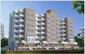 635sqft 1 bhk with balcony