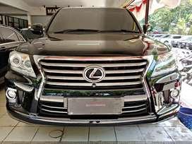 Lexus LX570 2012 The Best condition