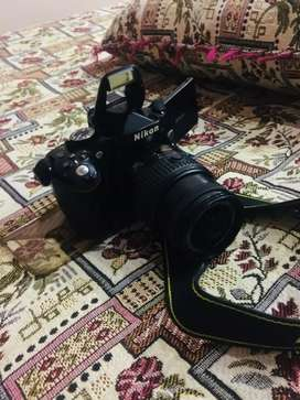 Nikon 5200D With 18:55 New Cmera For Sale