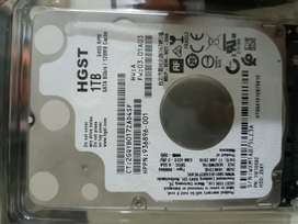 1 TB laptop hard disk segate