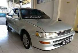 Great Corolla Silver 1.6 SEG Manual 1994