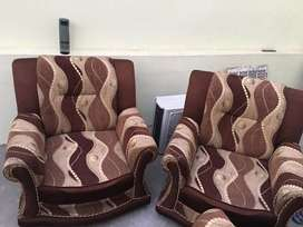 Sofa set very comfertable nd nice stuff