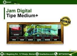 Jual Jam Digital Masjid Terlaris Tipe Medium Plus Daerah Kota Bogor