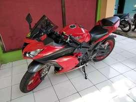 Ninja 250 Super RED murmer