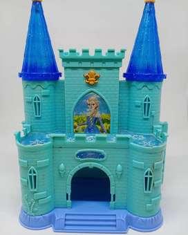 Mainan Istana Frozen Junk