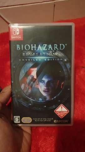 Biohazard revelations